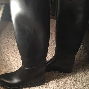 Aigle Rain boots(NWOT)